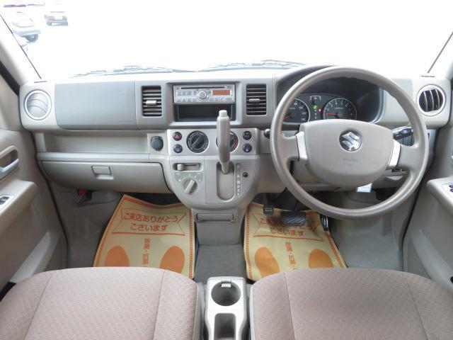 車いす移動車 後部電動固定 リヤシート付(3枚目)