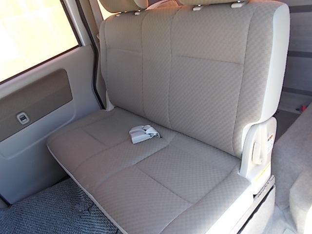 車いす移動車 後部電動固定 リヤシート付(5枚目)