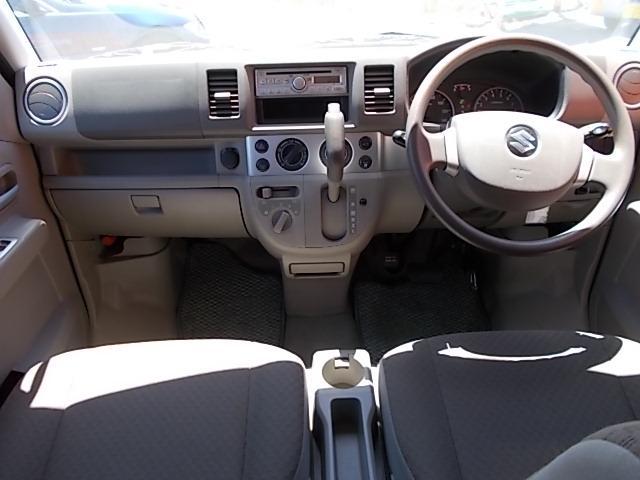 車いす移動車 後部電動固定 リヤシート付(6枚目)