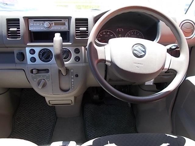 車いす移動車 後部電動固定 リヤシート付(7枚目)