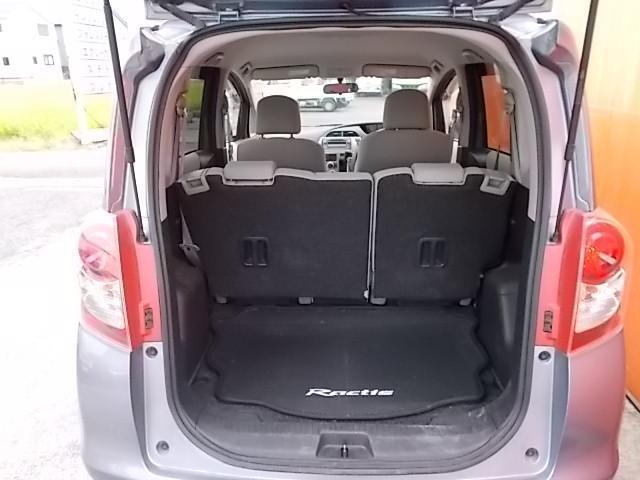 「トヨタ」「ラクティス」「ミニバン・ワンボックス」「愛知県」の中古車21