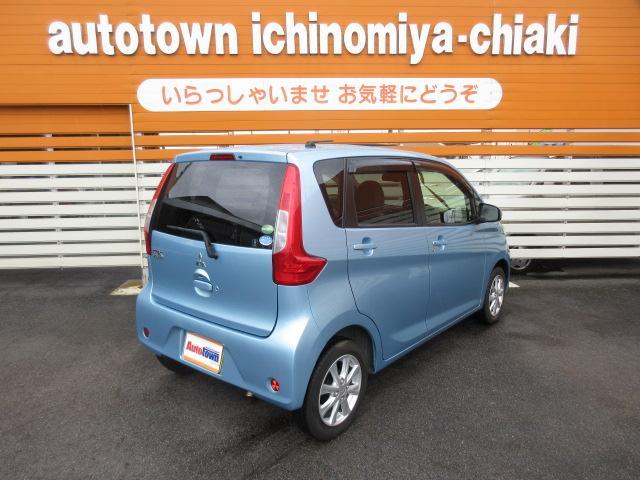 「三菱」「eKワゴン」「コンパクトカー」「愛知県」の中古車2