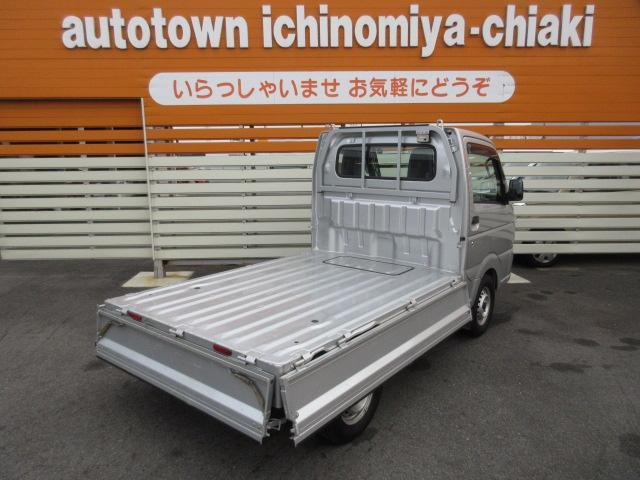 KCエアコン・パワステ農繁仕様 5速MT/4WD/車輌取扱説明書/保証書/エアコン/パワステ(6枚目)
