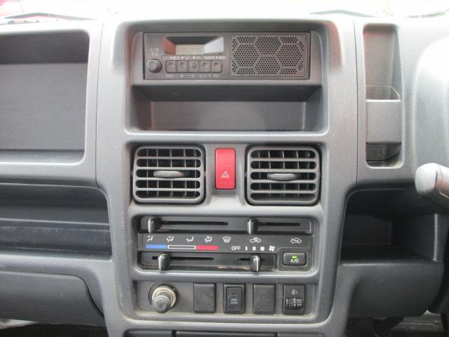 KCエアコン・パワステ農繁仕様 5速MT/4WD/車輌取扱説明書/保証書/エアコン/パワステ(10枚目)