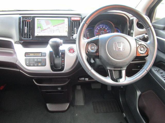 G・Lパッケージ メモリーナビ/ワンセグ/スマートキー/ETC/盗難防止装置/衝突軽減ブレーキ/アイドリングストップ/オートライト/禁煙車/横滑防止装置/運転席・助手席エアバック/ABS/エアコン/USB(7枚目)