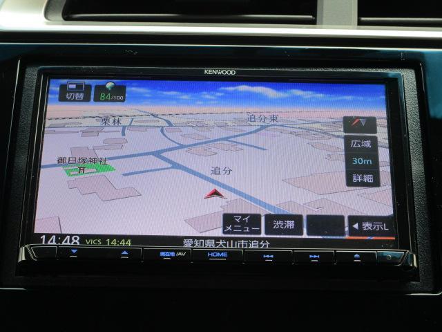 13G・Fコンフォートエディション メモリーナビ/フルセグ/Bカメラ/スマートキー/ETC/盗難防止装置/CD/DVD/USB/アイドリングストップ/禁煙車/横滑防止装置/Bluetooth/運転席・助手席エアバック/ABS(8枚目)