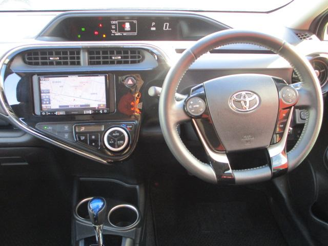 G トヨタセーフティセンス(衝突軽減ブレーキ・車線逸脱抑制・オートハイビーム)/メモリーナビ/CD・DVD再生/Bluetoothオーディオ/USB接続/バックカメラ/ETC/禁煙車/クルーズコントロール(7枚目)