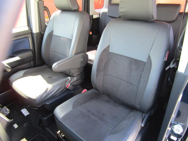 カスタムG ターボ SAII SDナビ/両側電動スライドドア/アラウンドビューモニター/Bluetooth/CD/フルセグ/ETC/アイドリングストップ/横滑防止装置/禁煙車/クルーズコントロール/LED/エアバック(4枚目)