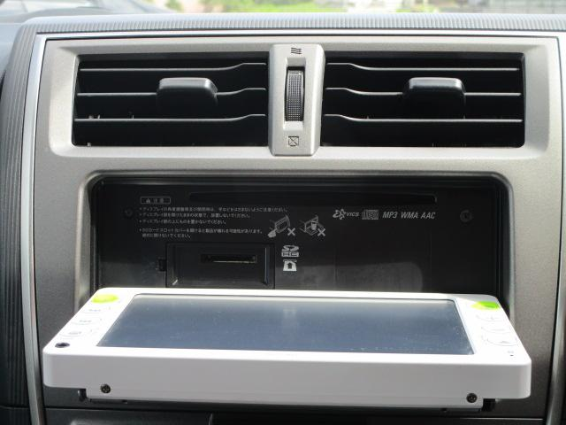 G スマートストップセレクション SDナビ/ワンセグ/Bカメラ/スマートキー/ETC/アイドリングストップ/CD/アルミホイール/オートライト/HID/横滑防止装置/電動式格納ミラー/運転席・助手席エアバック/ABS(8枚目)