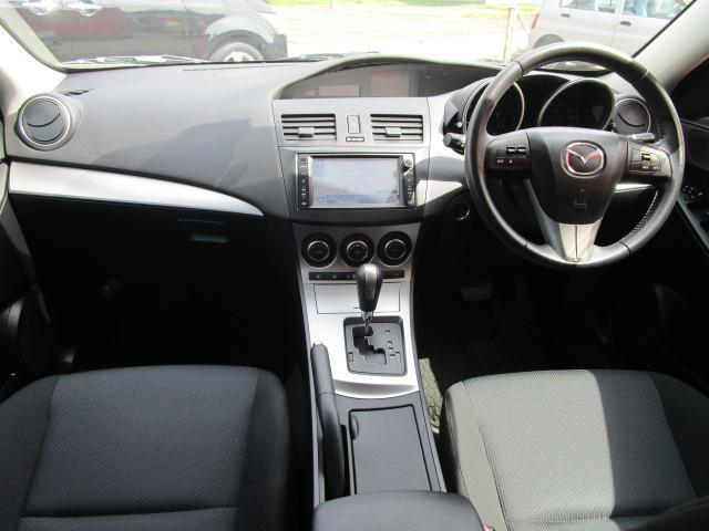 15Sナビエディション HDDナビ/ワンセグ/Bカメラ/スマートキー/ETC/盗難防止装置/Bluetooth/アルミホイール/オートライト/車輌取扱説明書/保証書/運転席・助手席エアバック/電動式格納ミラー(6枚目)