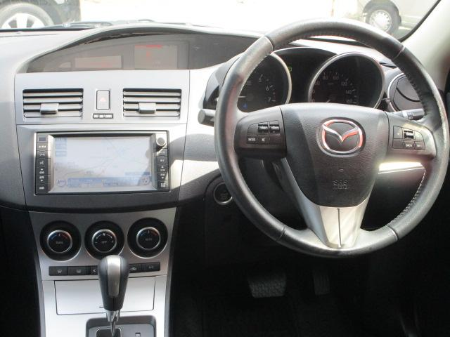 15Sナビエディション HDDナビ/ワンセグ/Bカメラ/スマートキー/ETC/盗難防止装置/Bluetooth/アルミホイール/オートライト/車輌取扱説明書/保証書/運転席・助手席エアバック/電動式格納ミラー(7枚目)