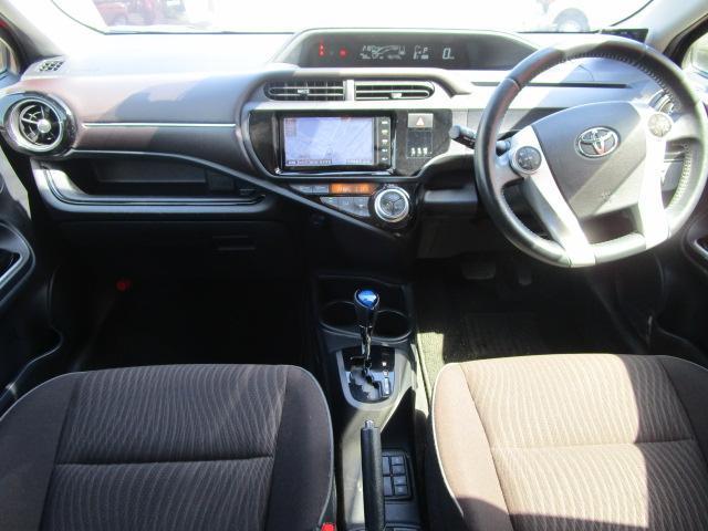 G SDナビ/フルセグ/Bカメラ/衝突軽減ブレーキ/LED/禁煙車/DVD/CD/スマートキー/アルミホイール/クルーズコントロール/オートライト/盗難防止装置/横滑防止装置/ABS(6枚目)