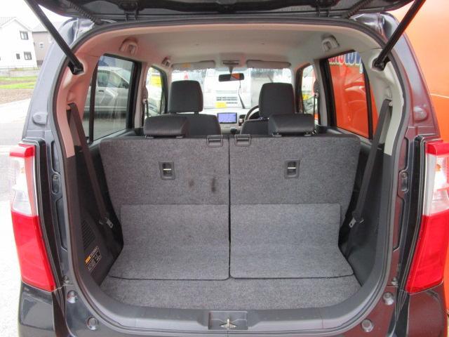 FX メモリーナビ/キーレス/アイドリングストップ/ベンチシート/ETC/USB/盗難防止装置/電動式格納ミラー/運転席・助手席エアバック/プライバシーガラス/ABS/禁煙車/エアコン(23枚目)