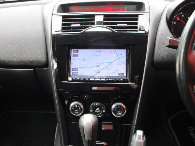 スピリットR 圧縮測定済み/メモリーナビ/フルセグ/Bluetooth/パワーシート/アルミホイール/DVD/横滑防止装置/シートヒーター/ETC/運転席・助手席エアバック/オートライト/電動式格納ミラー/ABS(11枚目)