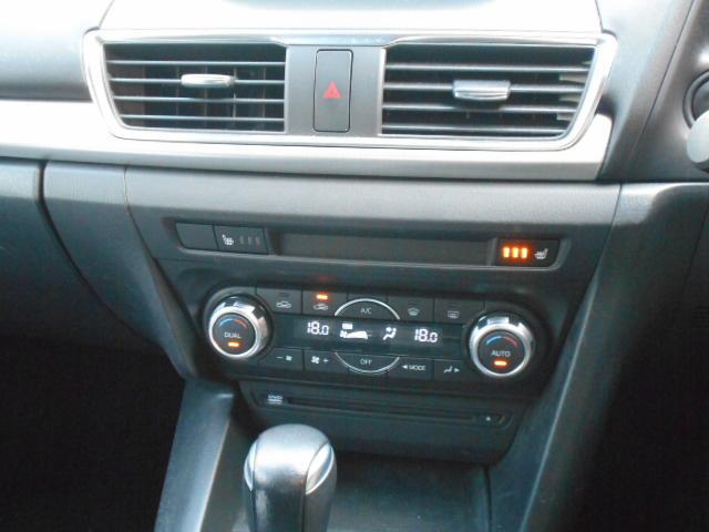 XD サンルーフ付き/マツダコネクト/フルセグTV/バックカメラ/衝突軽減ブレーキ/Bluetoothオーディオ/アイドリングストップ/CD・DVD再生/パワーシート/シートヒーター/クルーズコントロール(16枚目)
