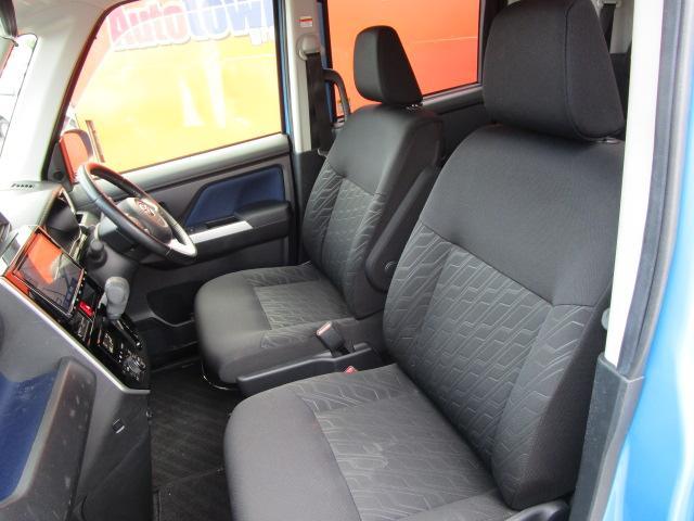 カスタムG-T SA3/純正9インチナビ/フルセグTV/CD・DVD再生/Bluetoothオーディオ/全方位カメラ/両側電動スライドドア/運転席・助手席シートヒーター/クルーズコントロール/LEDヘッドライト(4枚目)