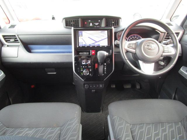 カスタムG-T SA3/純正9インチナビ/フルセグTV/CD・DVD再生/Bluetoothオーディオ/全方位カメラ/両側電動スライドドア/運転席・助手席シートヒーター/クルーズコントロール/LEDヘッドライト(6枚目)