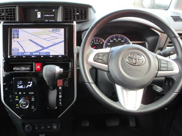 カスタムG-T SA3/純正9インチナビ/フルセグTV/CD・DVD再生/Bluetoothオーディオ/全方位カメラ/両側電動スライドドア/運転席・助手席シートヒーター/クルーズコントロール/LEDヘッドライト(7枚目)