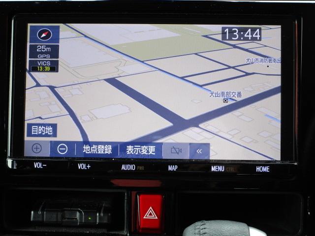 カスタムG-T SA3/純正9インチナビ/フルセグTV/CD・DVD再生/Bluetoothオーディオ/全方位カメラ/両側電動スライドドア/運転席・助手席シートヒーター/クルーズコントロール/LEDヘッドライト(8枚目)