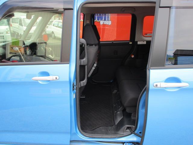 カスタムG-T SA3/純正9インチナビ/フルセグTV/CD・DVD再生/Bluetoothオーディオ/全方位カメラ/両側電動スライドドア/運転席・助手席シートヒーター/クルーズコントロール/LEDヘッドライト(19枚目)