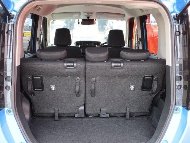 カスタムG-T SA3/純正9インチナビ/フルセグTV/CD・DVD再生/Bluetoothオーディオ/全方位カメラ/両側電動スライドドア/運転席・助手席シートヒーター/クルーズコントロール/LEDヘッドライト(28枚目)