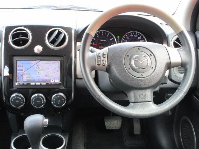 L SDナビ/フルセグ/Bカメラ/スマートキー/ETC/Bluetooth/盗難防止装置/CD/DVD/電動式格納ミラー/運転席・助手席エアバック/プライバシーガラス/エアコン/パワーウィンドウ(7枚目)