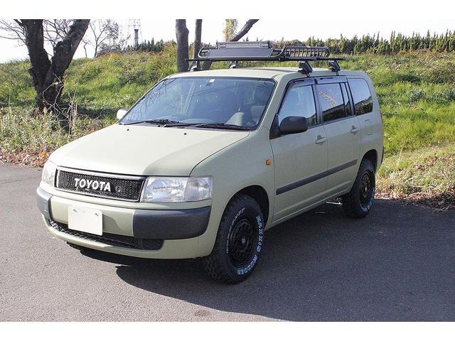 トヨタ プロボックスワゴン