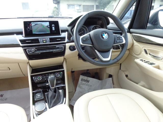 BMW BMW 218dアクティブツアラーLuxコンフォートPサポ認定中古車