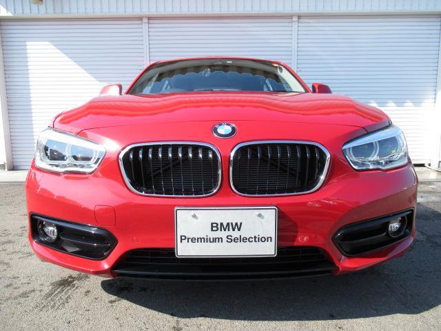 BMW BMW 118dスポーツコンフォートPアドバンスドPサポ認定中古車