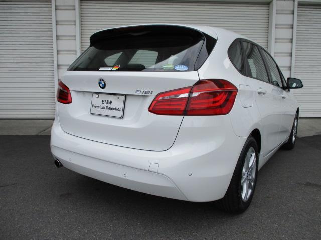 BMW BMW 218iアクティブツアラープラスPKGコンフォートPサポート