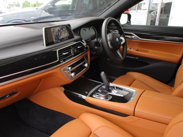 BMW BMW 740dxDriveMスポーツ リアコンフォート20AW