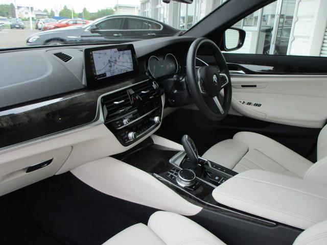 530e MスポーツPHEVアイボリー革19AW認定中古車(5枚目)