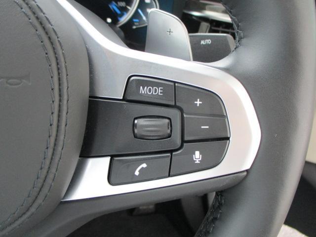 530e MスポーツPHEVアイボリー革19AW認定中古車(11枚目)