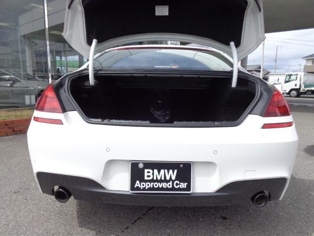 640iグランクーペMスポーツ20AW黒革ハイラインP認定車(19枚目)