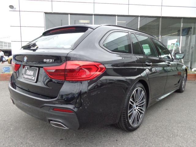 BMW BMW 523iツーリング Mスポーツ