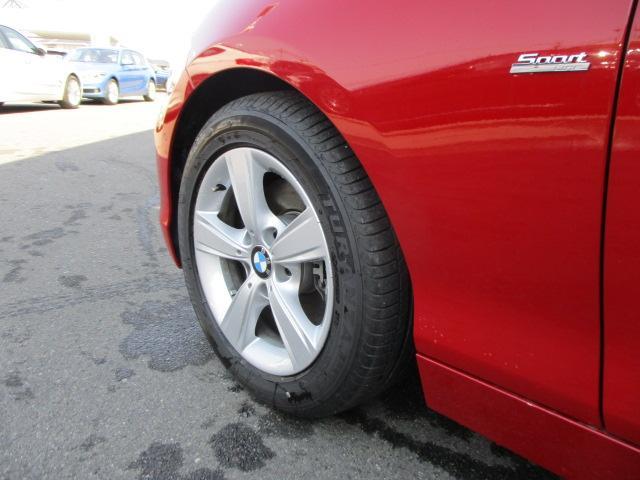 118d スポーツACCパーキングサポートデモカー認定中古車(19枚目)