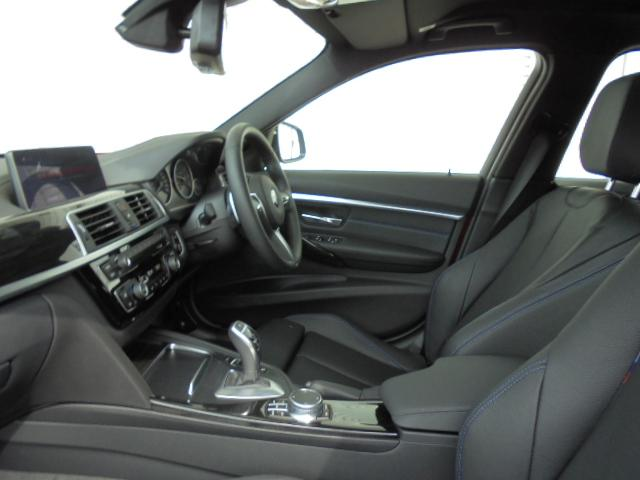320dツーリングMスポーツ18AW黒革デモカー認定中古車(14枚目)