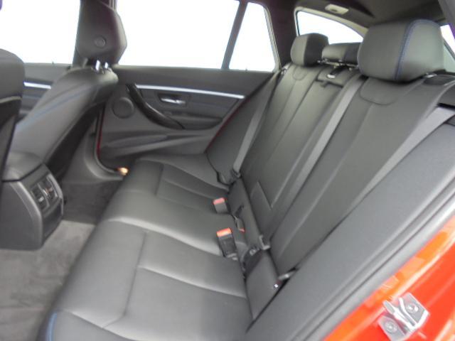 320dツーリングMスポーツ18AW黒革デモカー認定中古車(16枚目)