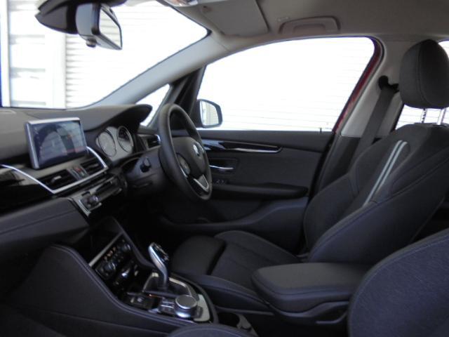 218iアクティブツアラースポーツコンフォートPサポ認定車(15枚目)