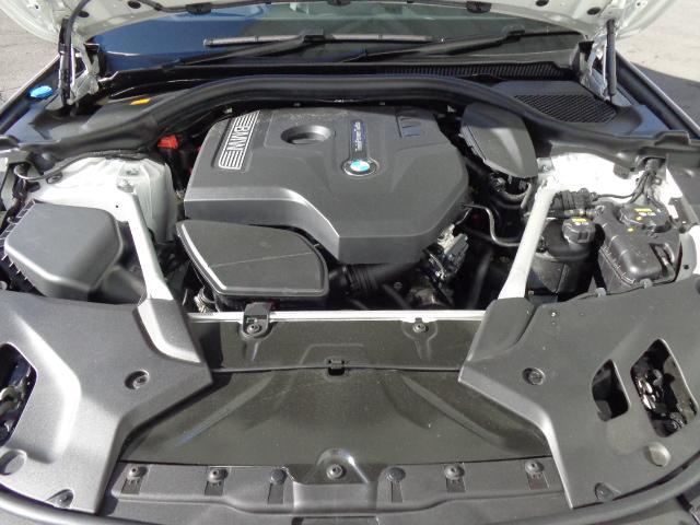523i Mスポーツ19AWハイライン黒革イノベPデモカー(17枚目)