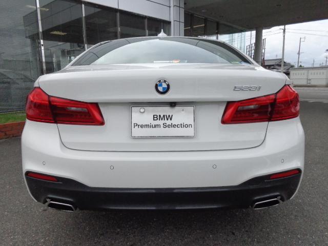 「BMW」「5シリーズ」「セダン」「愛知県」の中古車3