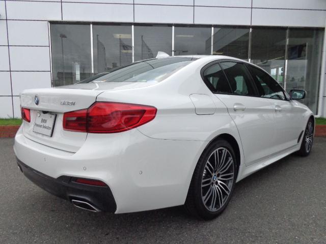 「BMW」「5シリーズ」「セダン」「愛知県」の中古車4