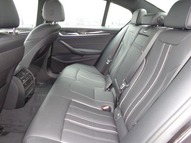 530i Mスポーツ19AW黒革デモカー認定中古車(16枚目)