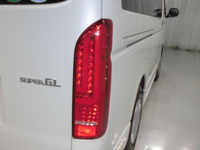 トヨタ ハイエースバン ロングスーパーGL SDナビFセグスマートキー