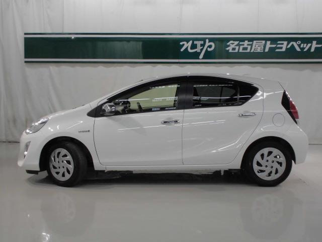 トヨタ アクア S SDナビ ワンセグ ETC CD アイドリングストップ