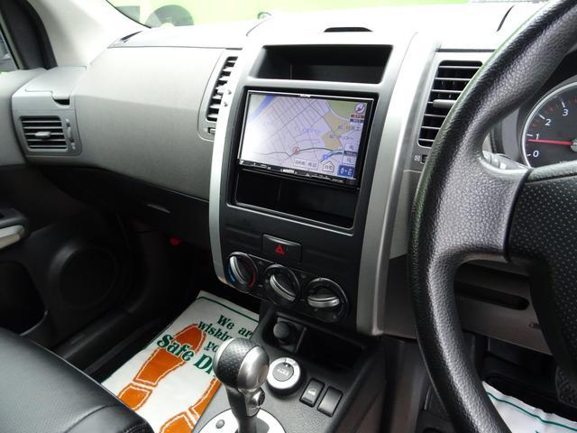 日産 エクストレイル 20S4WD社外16AWBFグッドFガードLEDヘッド革調S