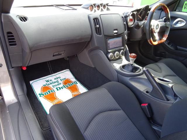 日産 フェアレディZ バージョンS RAYS製19AWZEAL車高調5次元マフラー