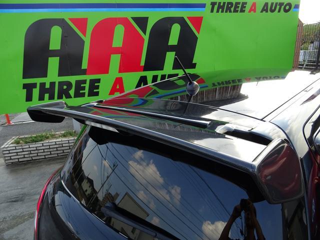 スズキ スイフトスポーツ ベースグレード アドバン17AW車高調マフラーSDナビ禁煙車