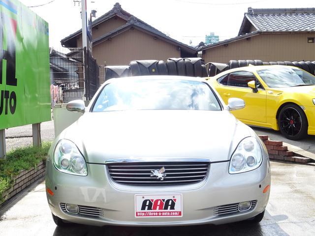 430SCV黒革SメーカーナビTV1オーナー禁煙車最終モデル(3枚目)