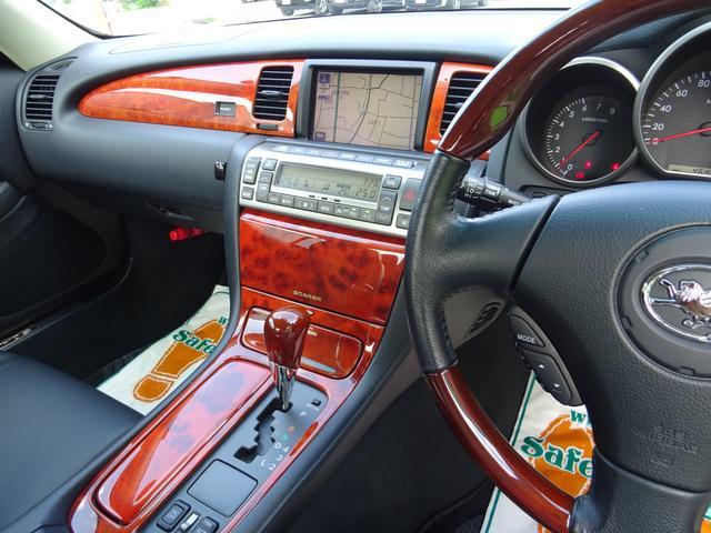 430SCV黒革SメーカーナビTV1オーナー禁煙車最終モデル(14枚目)